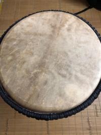 Sử dụng djembe trong dàn nhạc của Yanni